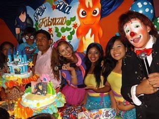 hora loca ,show infantil ,navideno ,baby shower y claun