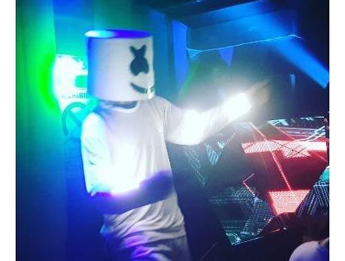 hora loca show robot led neon party bodas 15años infantiles