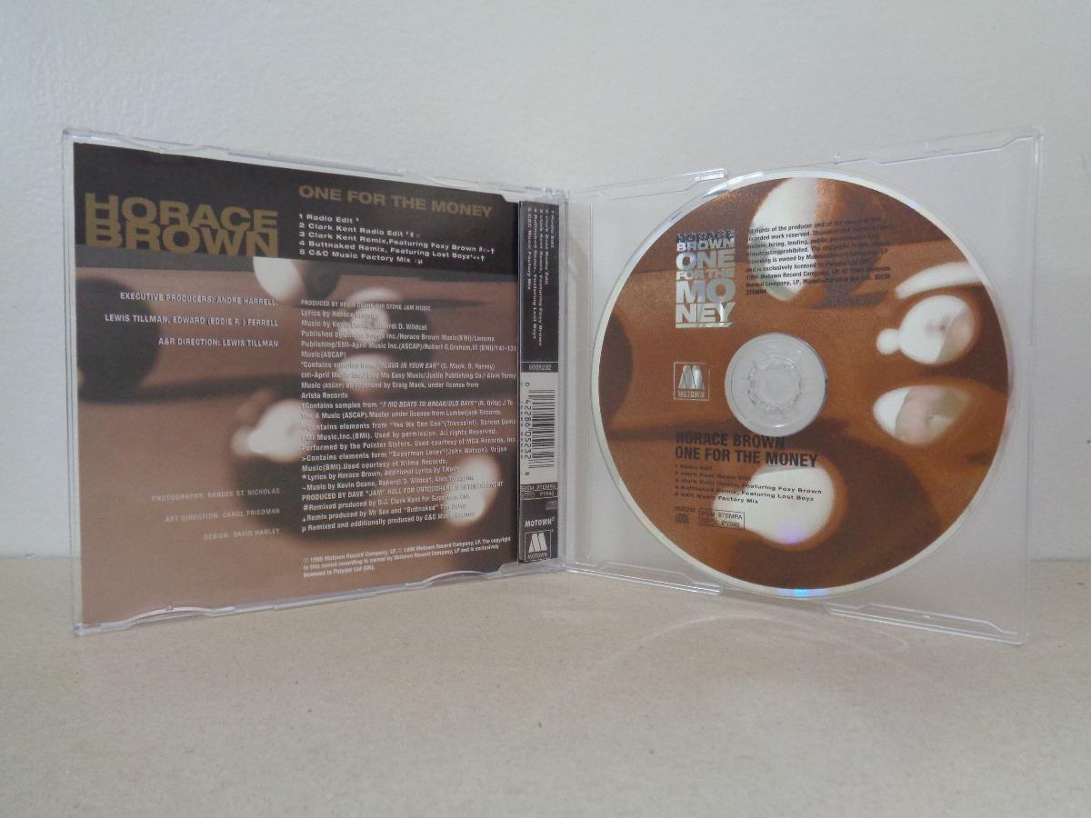 Horace brown one for the money cd single imp hip hop r 89 carregando zoom ccuart Images