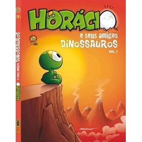Horácio E Seus Amigos Dinossauros - Capa Dura Frete 12 Reais
