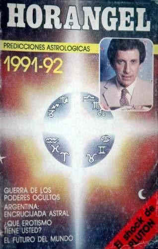horangel    -   predicciones astrologicas      1991 - 1992