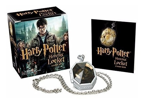 horcrux + libro harry potter locket horrocrux running press