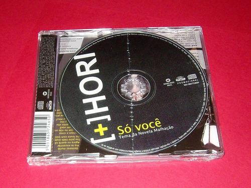 hori (fiuk) - cd single lacrado.