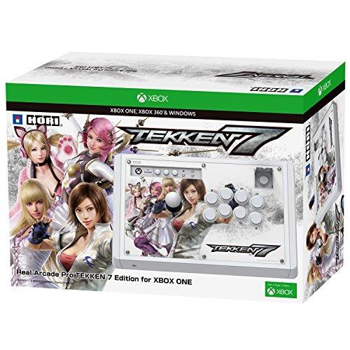 hori real arcade pro hayabusa tekken 7 edition fight stick