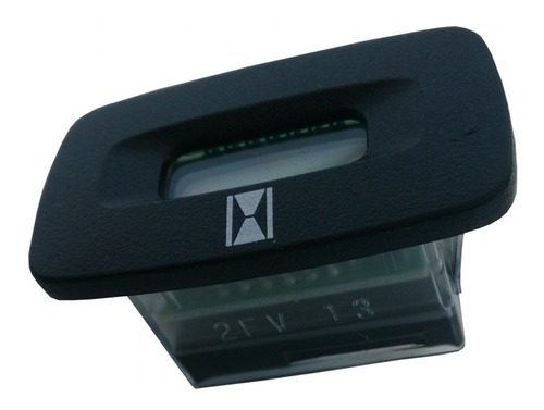 horímetro digital original tratores de grama husqvarna