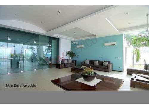 horizon sky residence, lujoso jr. penthouse con vista al océano 3 recamaras y 2 baños,