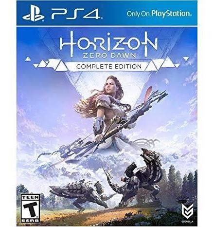 horizon zero dawn: complete edition código digital