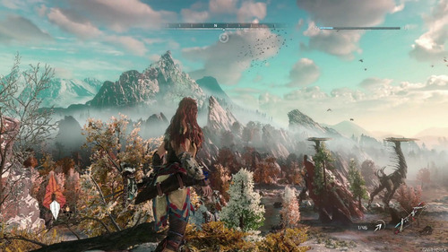 horizon zero dawn complete edition  playstation 4 a meses