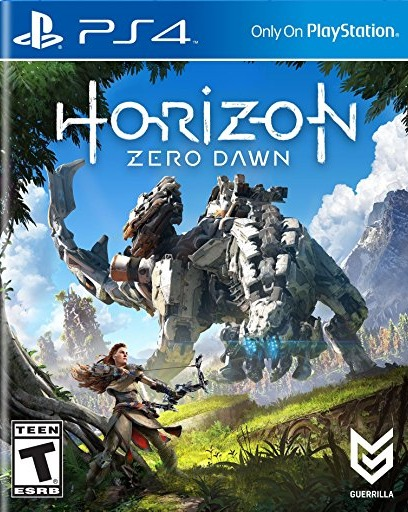 Horizon Zero Dawn Ps4 Fisico Nuevo Empaque Carton Ps4 99 900