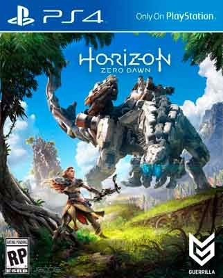 horizon zero dawn ps4 fisico nuevo xstation