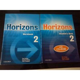 Horizons 2 Student Book + Workbook Oxford