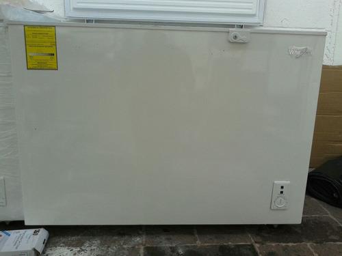 horizontal con congelador