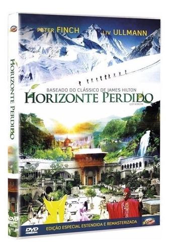 horizonte perdido - dvd - peter finch - liv ullmann - novo