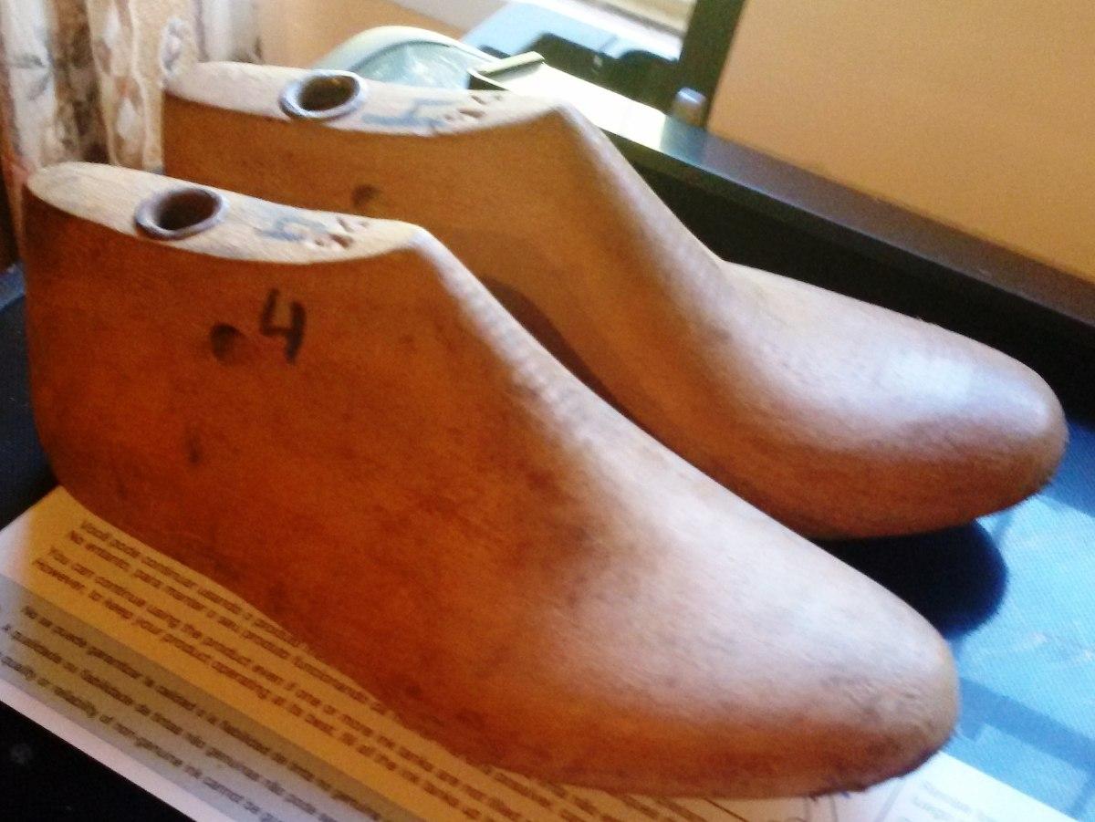 3a69731c Hormas De Zapatos De Madera Para Niños - $ 175,00 en Mercado Libre