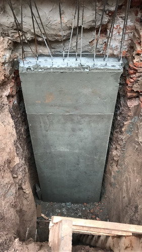 hormigon elaborado - servicio bombeo h. estructural h21 h30