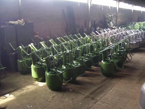 hormigonera mezcladora, motor 3/4, 130 lts + 2 baldes pvc