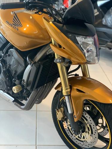 hornet 600 2009 com acessórios