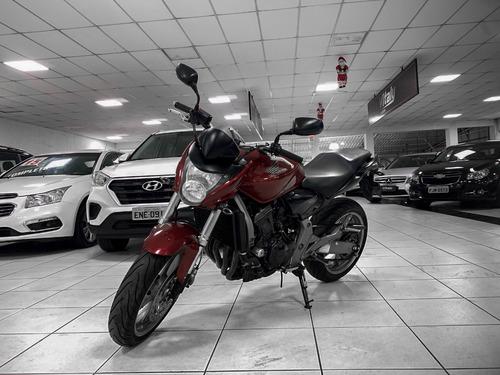 hornet 600cc ano 2009 linda moto aceito troca