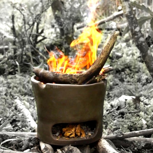 hornilla, asador, estufa, fogón indígena y ecológica