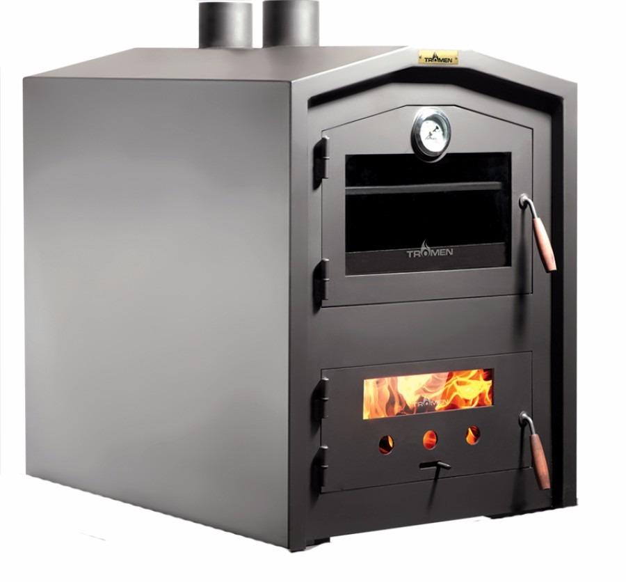 Image gallery tromen - Cocinar horno de lena ...