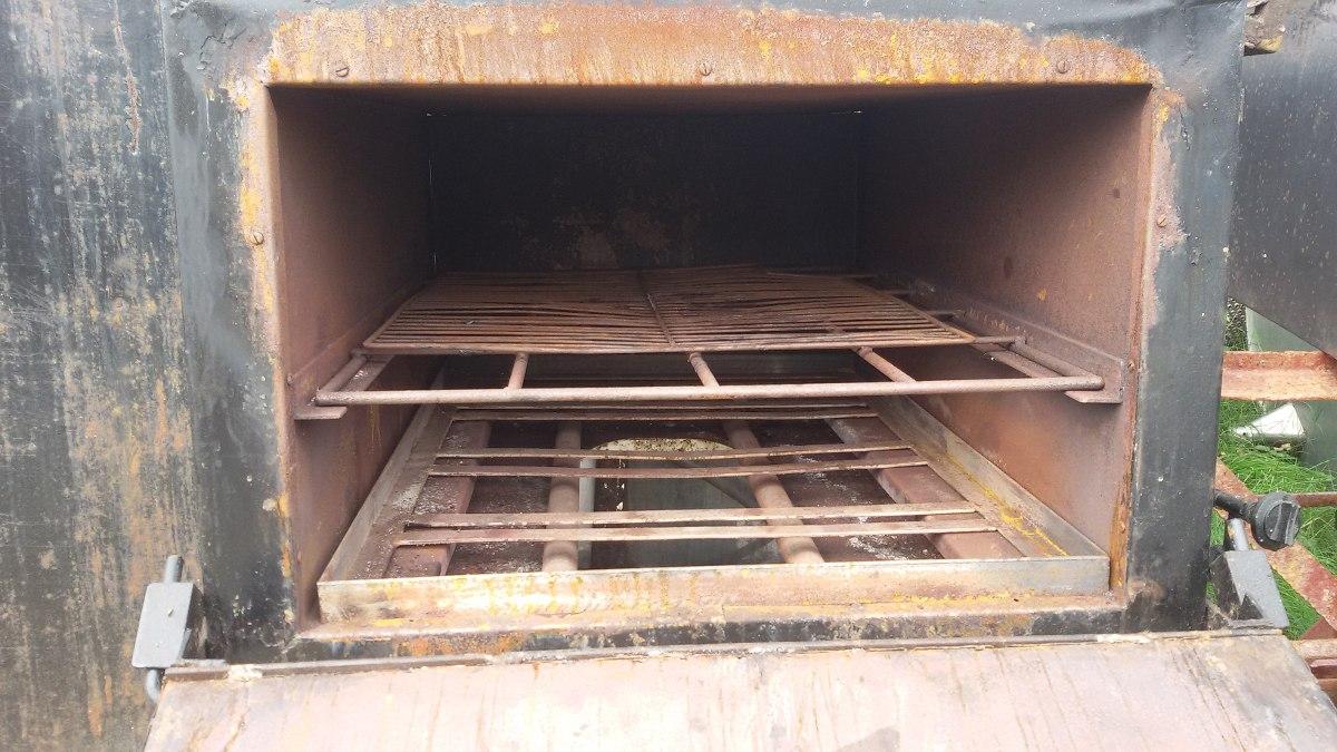 Horno a supergas piso de ladrillos refractarios 90 x 59 - Horno de ladrillo ...
