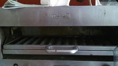 horno acero inoxidable para pizzas o cualquier cosa