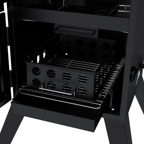 horno ahumador vertical carbon 36 dyna-glo oferta