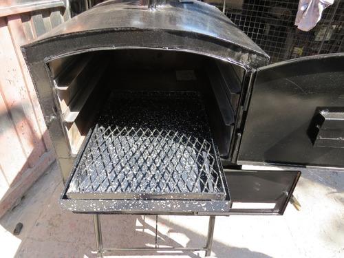 horno calor envolvente bandeja enlozada y parrilla enlozada