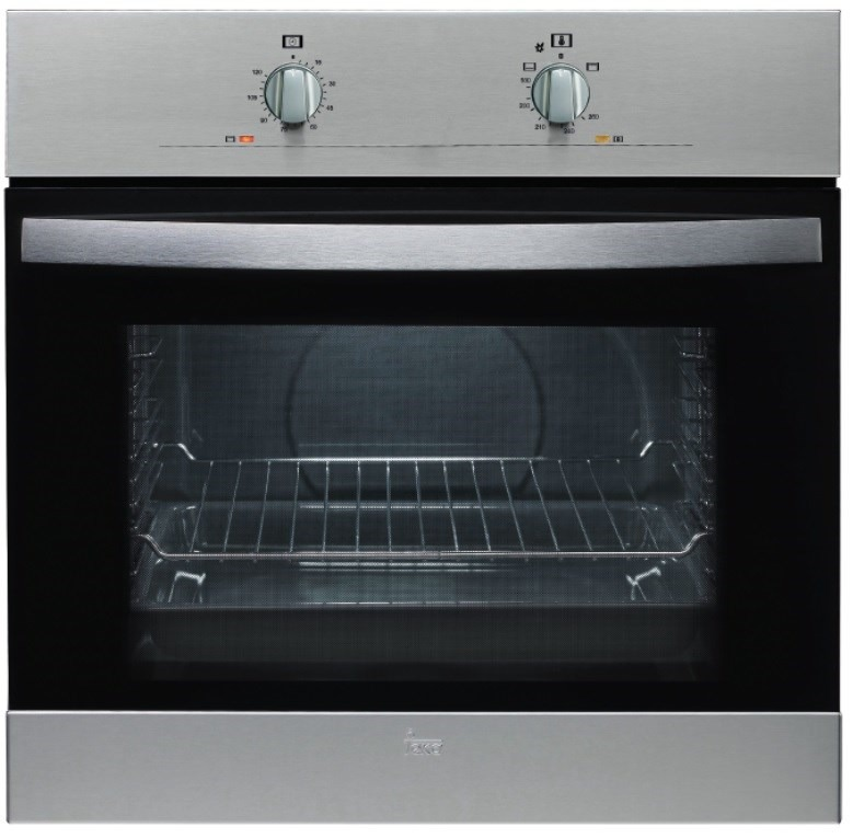 Horno cocina gas teka fge 724 ss inox 60 cm 41597009 msi for Cocina y horno de gas