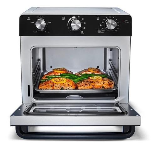 horno con freidora de aire oster® tssttvmaf1