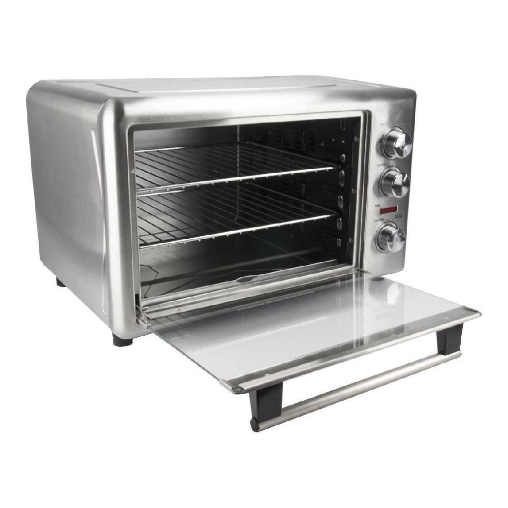 Horno convecci n panaderia pan pizza 31103 hamilton xxhor for Medidas de hornos electricos