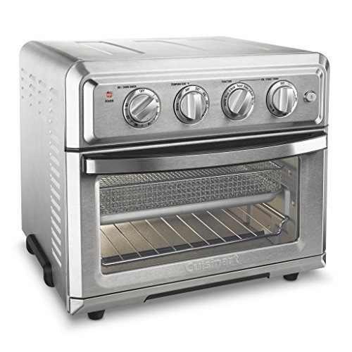 horno, cuisinart, toa-60, freidora, tostadora, horno, con