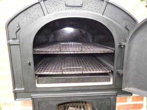 horno de calor envolvente maje n*1 a leña