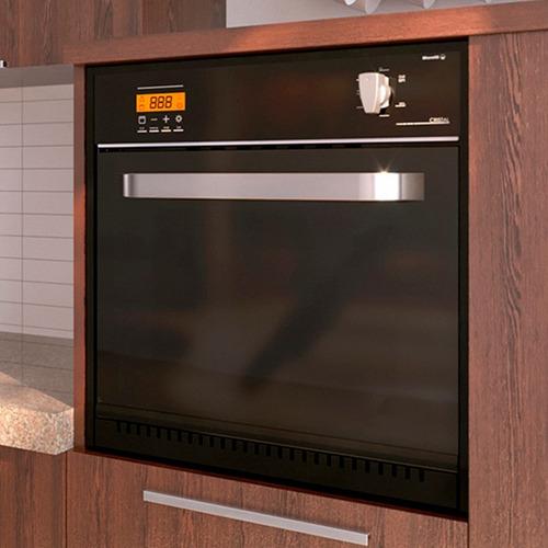 horno de empotrar morelli 201211 60 cm gas grill touch *10