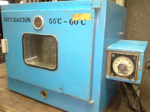 horno de incubacion
