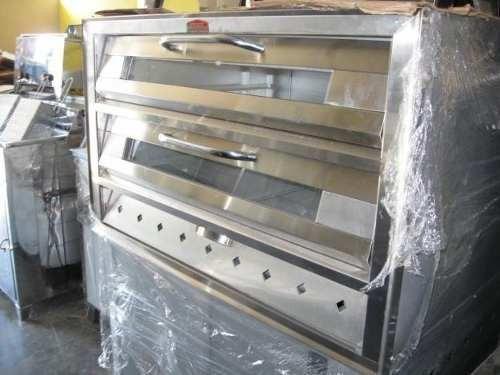 horno de pan, pizza, sobadora, cocina industrial, calentador
