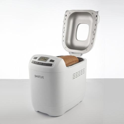 horno de pan smartlife sl bm7711 fabrica 1kg selectogar