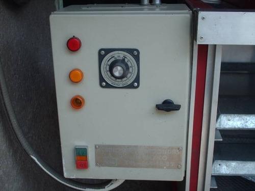 horno de radiaciones infrarrojas