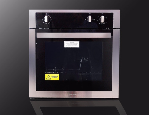 horno dual para empotrar milexus de 24  gas y electrico gira