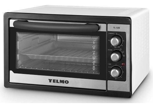 horno eléct. 54 litros grill yelmo yl54b ci: 2716
