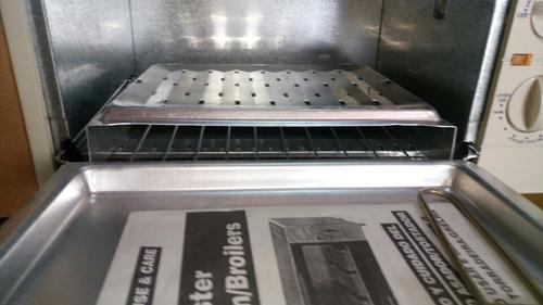 horno electrico 14  nuevo sin uso c/garantia