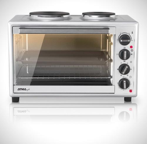 horno eléctrico anafes grill 40l atma hg4010ae envío gratis
