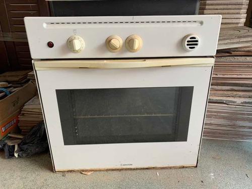 horno eléctrico ariston
