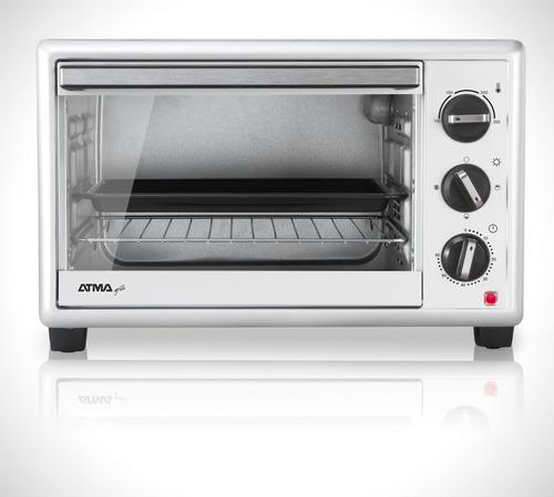 horno eléctrico atma grill 23 litros 1380w hg2310e