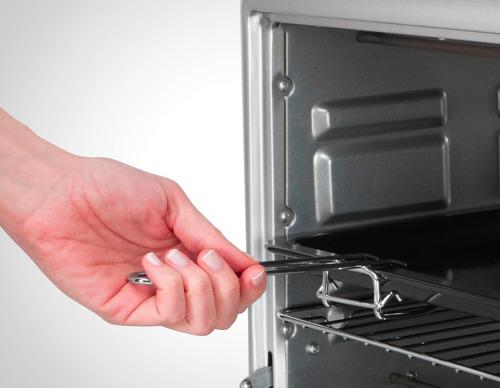 horno eléctrico atma grill 23 litros hg2310e envío gratis