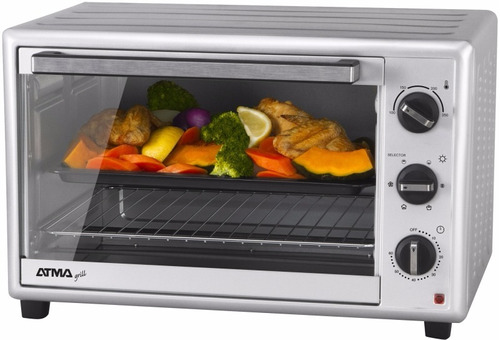 horno electrico atma grill hg5010e 50l local venex