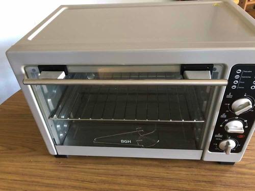 horno eléctrico bgh modelo bhe 42m13