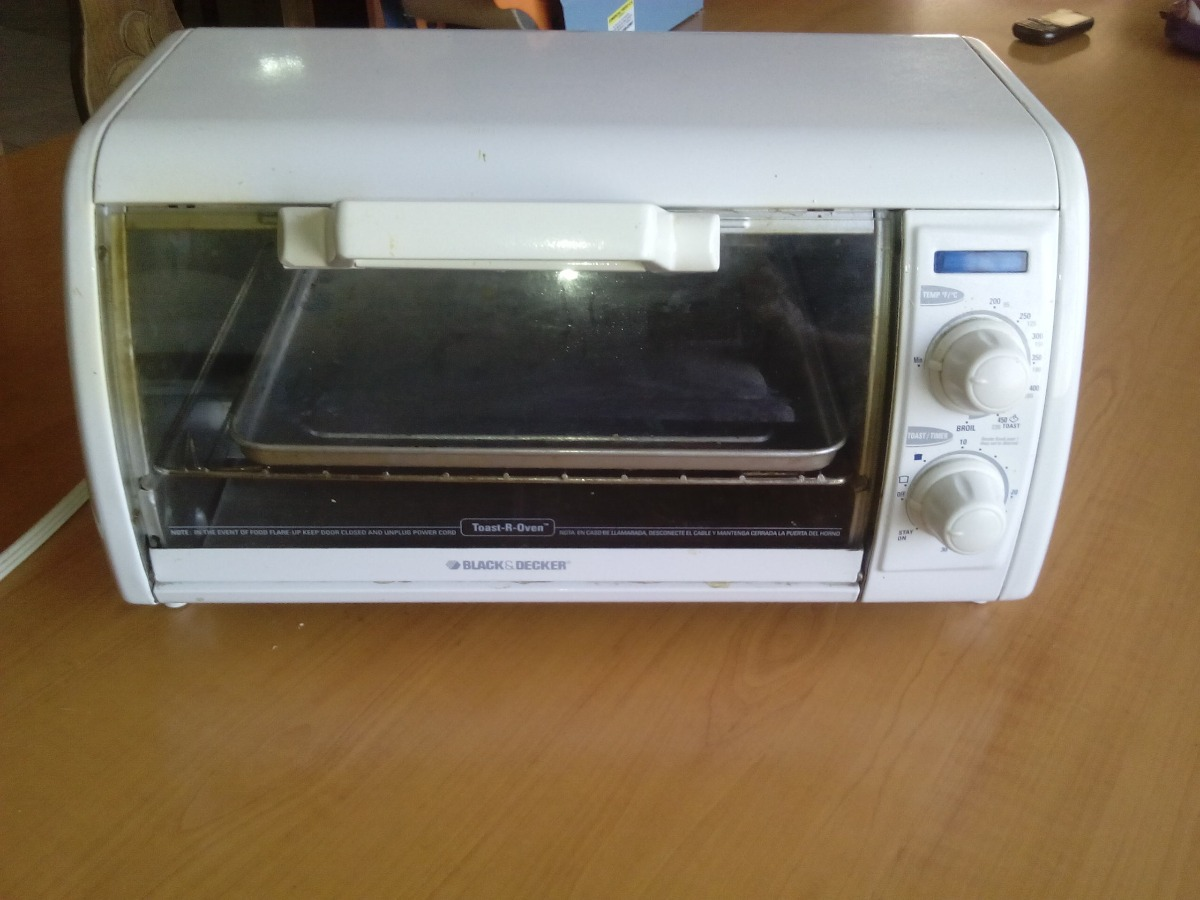 Horno electrico black and decker bs en for Horno electrico black decker