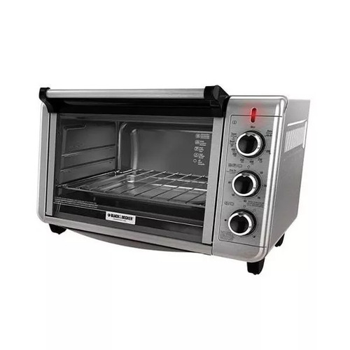 horno electrico black and decker (to3210ssd-ar) nuevo gtía