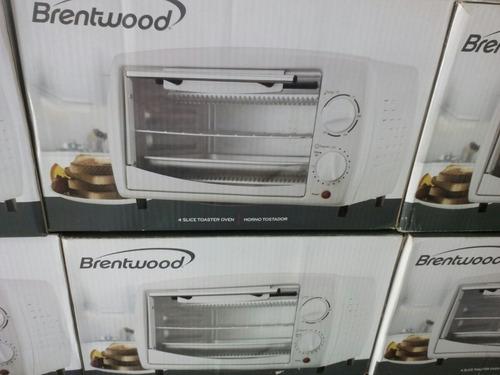 horno electrico brentwood tostador